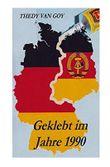 Geklebt im Jahre 1990: Deutschland ist wiedervereinigt.