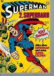 Superman. 2. Superband. Alles über Superman und seine Supergegner. Zweiter Superband.
