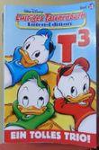 LTB Enten-Edition Nr. 15 - T³ Ein tolles Trio! Walt Disney Lustiges Taschenbuch
