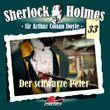 Der schwarze Peter (Sherlock Holmes 33)