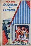 Die Mädel von Oberhofen.