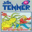 Angriff der grünen Spinnen (Jan Tenner Classics 1)