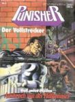 PUNISHER , Der Vollstrecker Bd. 1 , Ausbruch von der Hölleninsel . (Circle of Blood) , 1990, Bastei Marvel Comics.Comic-Magazin