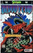 Spawn Blood Feud # 2 (von 2) Juli 1998, (Infinity Image)Comic-Heft
