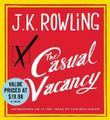 The Casual Vacancy by Rowling, J. K. (2013) Audio CD