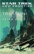 Star Trek: New Frontier: Treason by David, Peter (2010) Mass Market Paperback