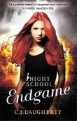 Night School: Endgame: Number 5 in series by C. J. Daugherty (11-Jun-2015) Paperback