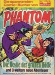 Phantom Nr. 07 Die Bestie der grünen Hölle