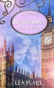 A Place to Remember: Ivory & Ethan (London Love Stories 3)