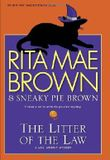 The Litter of the Law (Mrs. Murphy Mysteries) by Rita Mae Brown (2013-10-22)