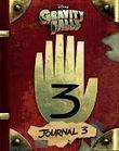 Gravity Falls: Journal 3 by Alex Hirsch (2016-07-26)