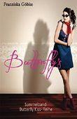 Butterflys: Sammelband Butterfly Kiss - Reihe