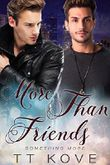 More Than Friends (Something More Book 6)