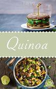 Quinoa Rezepte zum schnellen Abnehmen: 33 leckere, schnelle und einfache Rezepte die Ihnen dabei helfen die nervenden Kilos loszuwerden! Quinoa Rezepte, Quinoa Backen, Abnehmen mit Quinoa