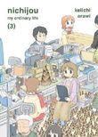 Nichijou, 3 by Keiichi Arawi (2016-07-05)