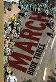 March: Book Three by John Lewis (2016-08-02)