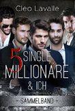 5 Single Millionäre & ICH - Sammelband