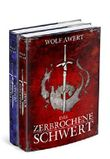 Paranaea Gesamtausgabe (2000 Seiten, Fantasy Deutsch Kindle ) (Die Paranaea Saga Buch 1 und 2)