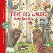 Tiere des Waldes - Bison, Bär & Co.: ZÄHLEN MIT KRISTINA