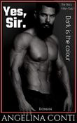 YES, SIR.: Dark is the colour (The Black Kitten Club 1)