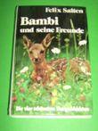 Bambi und seine Freunde : die 4 schönsten Tiergeschichten.