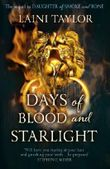 Days of Blood and Starlight (Daughter of Smoke and Bone Trilogy) by Taylor, Laini (2013) Paperback