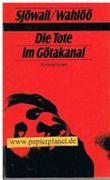 Die Tote im Götakanal.