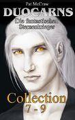 Duocarns - Die fantastischen Sternenkrieger Collection 7-9: Fantasy Roman   Paranormale Romanze   Abenteuerroman