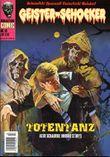 GEISTER-SCHOCKER Comic Magazin # 10 - Totentanz! (Acht schaurige Horror-Storys)