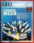 Lebensraum Meer. Geo Kompakt Nr. 10. Die Grundlagen des Wissens. Mit Poster.
