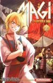 Magi - The Labyrinth of Magic Vol.2
