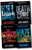 Maze Runner Collection: 4 Books Set