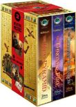 The Kane Chronicles Hardcover Boxed Set by Riordan, Rick (2012) Hardcover