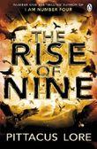 The Rise of Nine: Lorien Legacies Book 3 (Lorien Legacies 3)