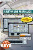 Ableton Live Profi Guide, Buch + CD-ROM