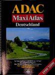 ADAC Maxi Atlas Deutschland 1999/2000. 1 : 150 000. Komplettes Ortsregister mit Postleitzahlen