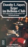 Ärger im Bellona-Club