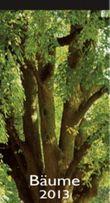 Bäume Panorama Postkartenkalender 2012