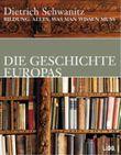 Bildung, Alles was man wissen muß, Die Geschichte Europas, 2 Cassetten