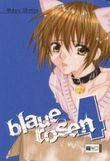 Blaue Rosen 04