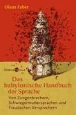 Das babylonische Handbuch der Sprache
