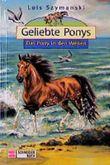 Das Pony in den Wellen