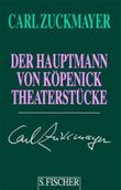 Der Hauptmann von Köpenick, Theaterstücke