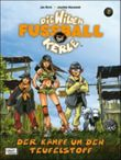 Buch in der Fußball Comics Liste