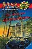 Die Knickerbocker-Bande 38: Das Haus der Höllensalamander