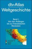dtv-Atlas der Weltgeschichte Bd. 1