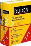 Duden - Die deutsche Rechtschreibung und Duden Korrektor kompakt