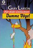 Dumme Vögel. Far Side Collection. ( Cartoon).