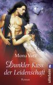 Dunkler Kuss der Leidenschaft