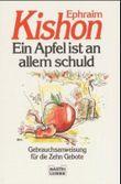 Ein Apfel ist an allem schuld